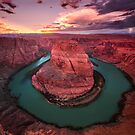 """Horseshoe Bend"" ∞ Page, Arizona - U.S.A by Jason Asher"