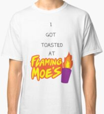 Flaming Moe's Classic T-Shirt