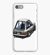 Chibi Panda Hachi iPhone Case/Skin