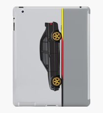 E36 4 door Sedan iPad Case/Skin