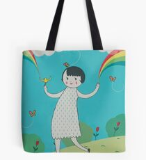 Happy to Be Alive! Tote Bag