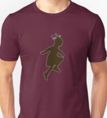 Skip, smile, giggle. Unisex T-Shirt