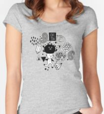 Strange one Women's Fitted Scoop T-Shirt