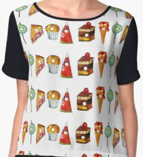 The Very Hungry Caterpillar Sweets Chiffon Top