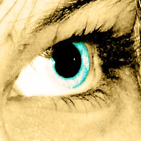 Blue Eyed Girl by Joe Freemantle