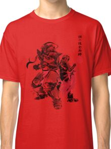 Brotherhood Sumi E Classic T-Shirt