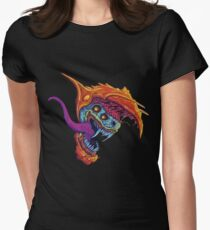 Hyper Beast Hoodie and Phone Case Womens Fitted T-Shirt
