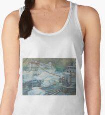 Refuelling at sea. Women's Tank Top