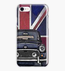 Mini Best of British ( Union Jack) iPhone Case/Skin