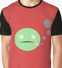 Green Man  Graphic T-Shirt