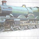 GWR Star 4-6-0 by Mike Jeffries