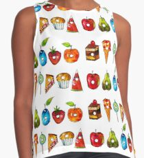 The Very Hungry Caterpillar Treats Contrast Tank