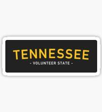 Tennessee 2 Sticker