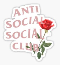 ASSC with Rose Sticker