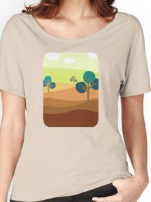 Unisex Tshirt Women's Relaxed Fit T-Shirt