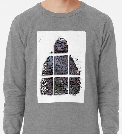 budha cubed ?  Lightweight Sweatshirt