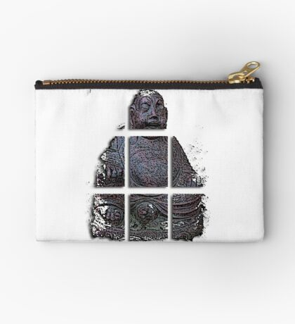 budha cubed ?  Studio Pouch