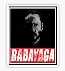 John Wick : Baba Yaga Sticker