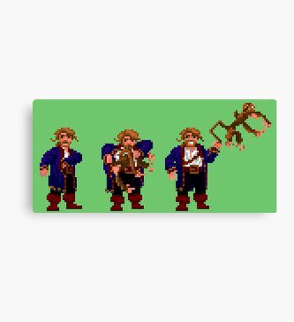 Monkey Wrench Canvas Print