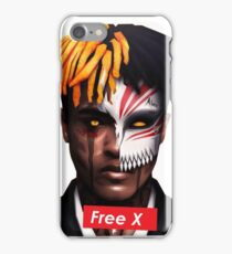 XXXTentacion - orange iPhone Case/Skin