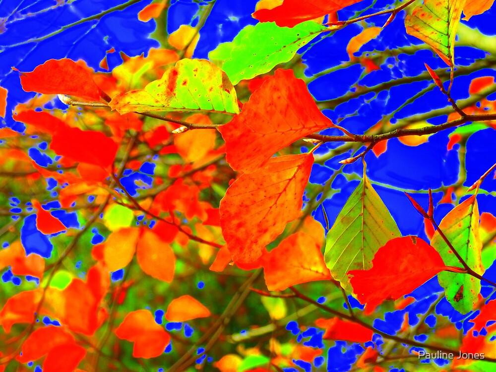 Autumn Leaves by Pauline Jones