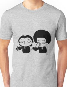 Stewie and Ralo - pulp fiction Unisex T-Shirt