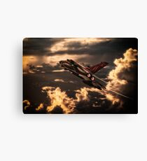 Farewell XV Squadron Canvas Print