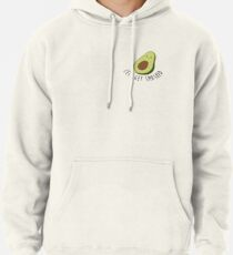 Lets Get Smashed - Avocado  Pullover Hoodie