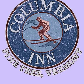 Columbia Inn, Pine Tree Vermont by Robiberg