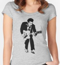 Chuck Berry Women's Fitted Scoop T-Shirt