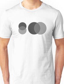 Montone circles Unisex T-Shirt