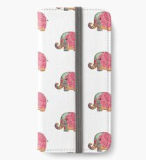 Elephant Graphic Tshirt iPhone Wallet/Case/Skin