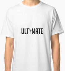 Ultimate Frisbee - Love Frisbee Disc Golf Gift Classic T-Shirt
