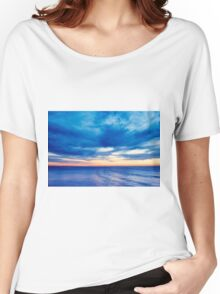 Peaceful seas Women's Relaxed Fit T-Shirt