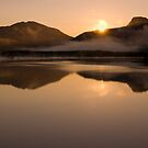 Sunrise II by Per E. Gunnarsen