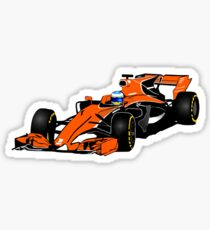 Formula 1 Racing Sticker