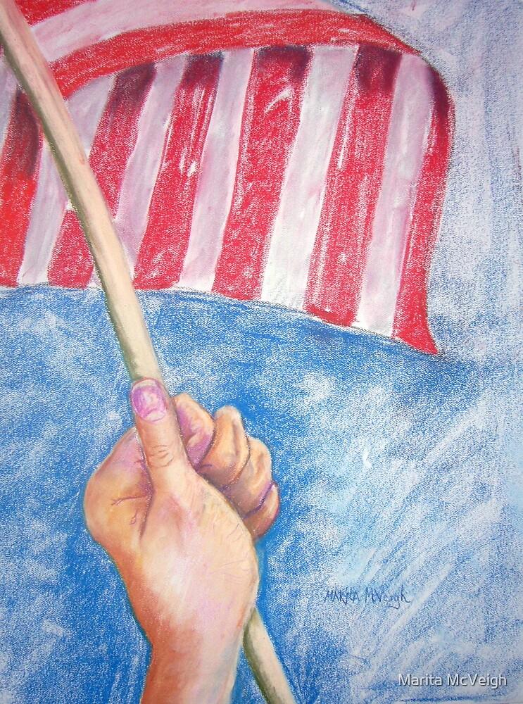 American Pride by Marita McVeigh