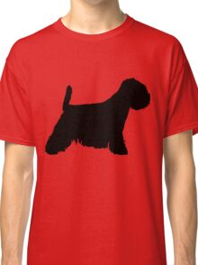 Westie Silhouette | Dogs Classic T-Shirt