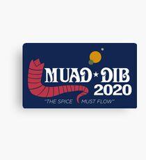 Dune Muad'Dib 2020 Canvas Print