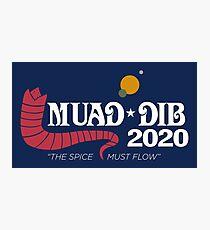 Dune Muad'Dib 2020 Photographic Print