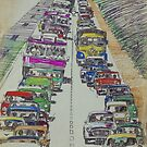 Traffic 1965. by Mike Jeffries