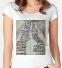 Traffic 1965. Women's Fitted Scoop T-Shirt