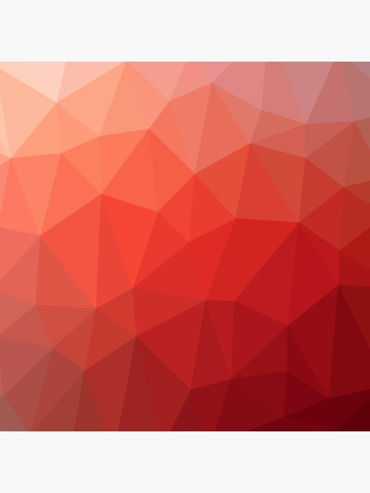 Rote Dreiecke von RMITBISSA