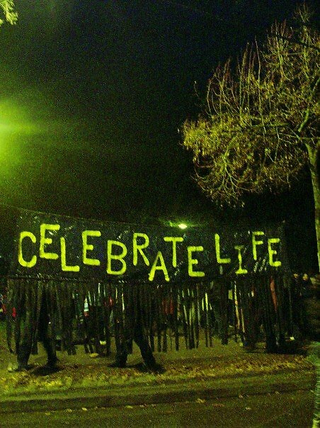 celebrate life by Natania Rogers