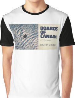 BOARDS OF CANADA DAVYAN COWBOY Graphic T-Shirt