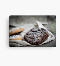 Cookies Canvas Print