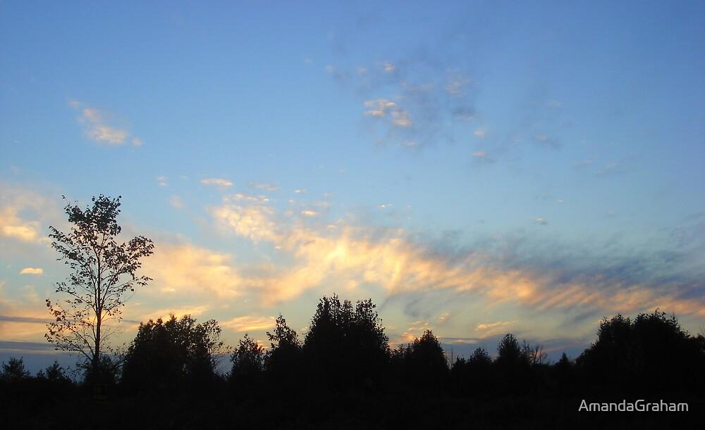 sunset by AmandaGraham