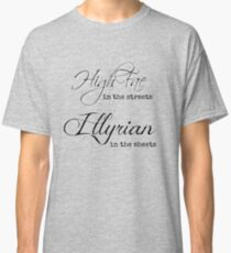 Illyrian in the Sheets Classic T-Shirt