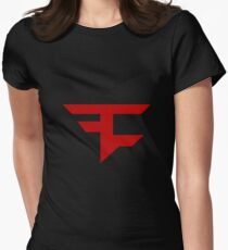 faze pro Women's Fitted T-Shirt