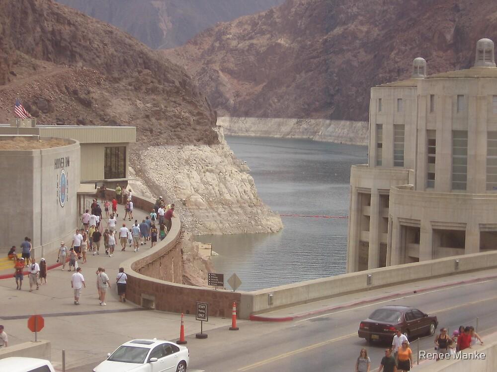 Hoover Dam by Renee Manke